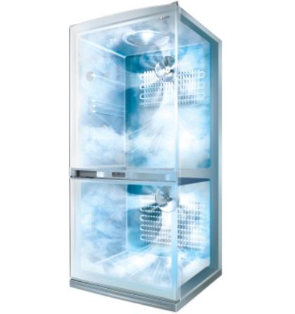 سرمای یخچال