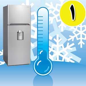 تعمیر سرما نداشتن یخچال قسمت 1
