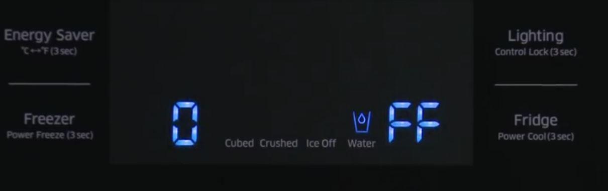 حالت دمو در یخچال