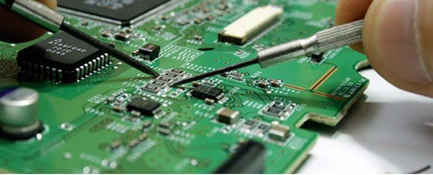 تعمیر برد الکترونیکی یخچال ال جی LG