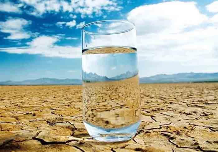 آب وقتی از آب سردکن خارج می شود تغییر رنگ می دهد؟